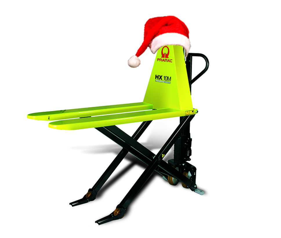 The power stacker can have many different festive uses.